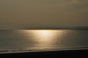 烏帽子岩遠景の写真素材 [FYI00101174]