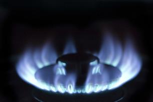 ガスの写真素材 [FYI00101394]