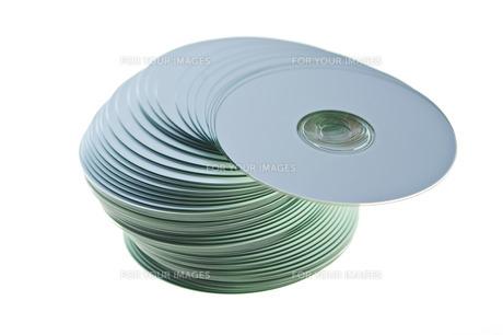 CD DVDの写真素材 [FYI00101395]