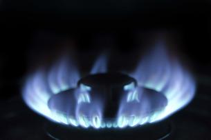 ガスの写真素材 [FYI00101401]