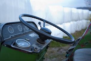 トラクターの写真素材 [FYI00101408]