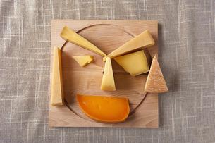 チーズの写真素材 [FYI00101419]
