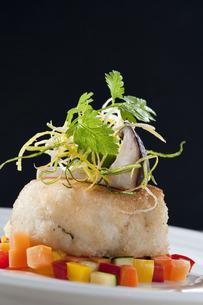 魚料理の写真素材 [FYI00101461]