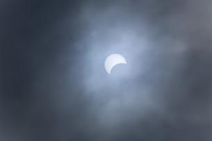 日食の素材 [FYI00101463]