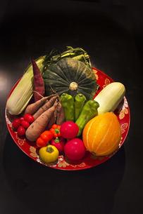 野菜の写真素材 [FYI00101498]
