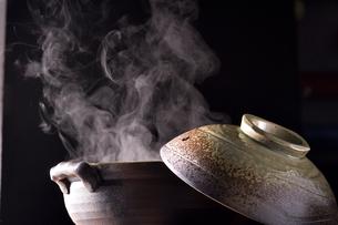 土鍋の写真素材 [FYI00101534]