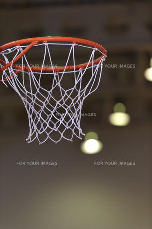 バスケットの写真素材 [FYI00101587]
