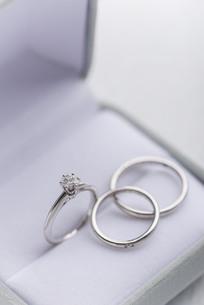指輪の写真素材 [FYI00101619]