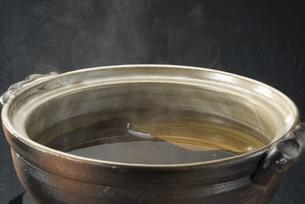 鍋料理の写真素材 [FYI00101687]