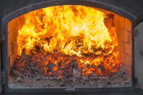 炎の写真素材 [FYI00101754]
