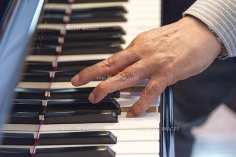 ピアノ調律作業の素材 [FYI00101786]