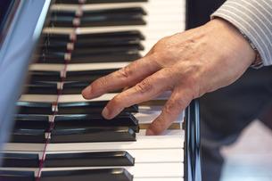 ピアノ調律作業の写真素材 [FYI00101786]