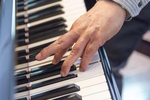 ピアノ調律の写真素材 [FYI00101796]