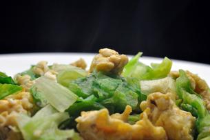 野菜炒めの写真素材 [FYI00101876]