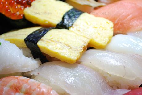 にぎり寿司の写真素材 [FYI00101882]