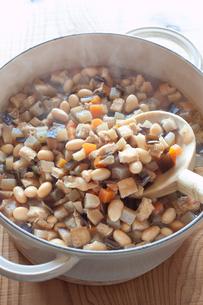 煮豆の写真素材 [FYI00101930]