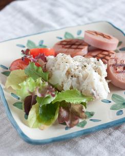 朝食の写真素材 [FYI00101960]