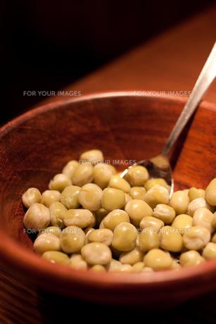 塩豌豆の素材 [FYI00101963]