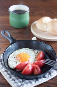 朝食の写真素材 [FYI00101985]