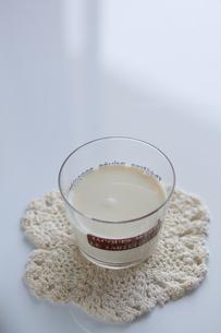 豆乳の写真素材 [FYI00102014]