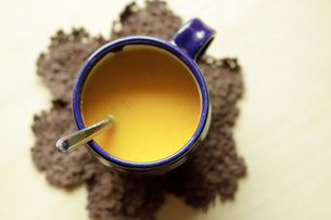 カップスープの写真素材 [FYI00102051]