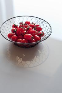 ミニトマトの写真素材 [FYI00102108]