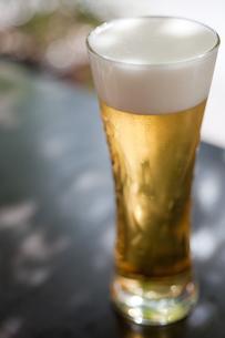 生ビールの写真素材 [FYI00102145]
