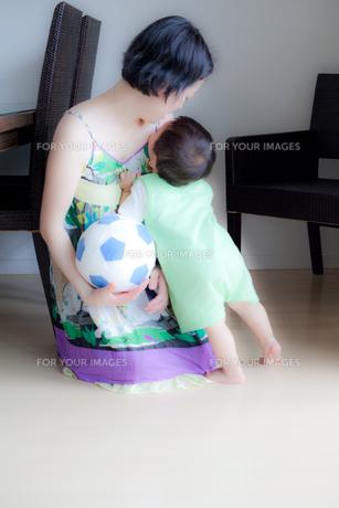 母と子の写真素材 [FYI00102256]