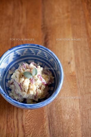 ポテトサラダの写真素材 [FYI00102467]