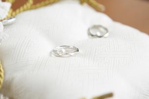 結婚指輪の写真素材 [FYI00102811]