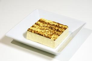 木綿豆腐の写真素材 [FYI00102889]