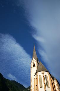 教会と青空の素材 [FYI00103236]