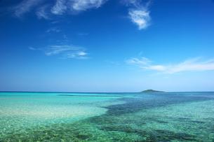 沖縄の海の素材 [FYI00103237]
