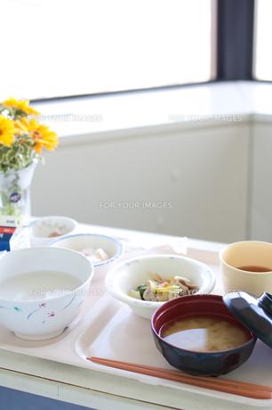 病院食の写真素材 [FYI00103732]