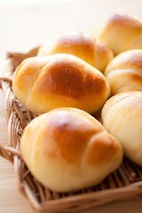 手作りロールパンの素材 [FYI00103745]