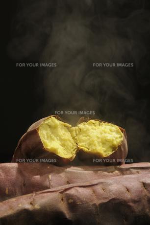 焼き芋の素材 [FYI00103841]
