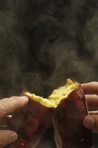 焼き芋の素材 [FYI00103842]