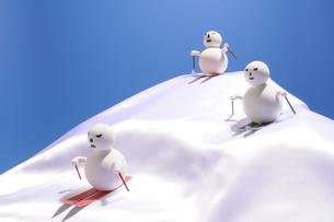 スキー大会の素材 [FYI00103848]