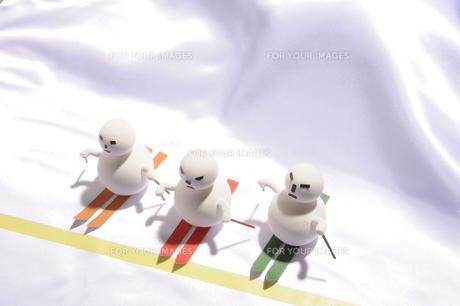 スキー大会の素材 [FYI00103869]