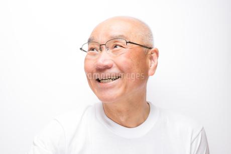 笑顔のシニアの素材 [FYI00104952]