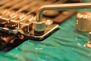 エレキギターのピックアップの写真素材 [FYI00105422]