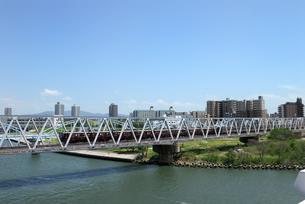 鉄橋の写真素材 [FYI00105828]