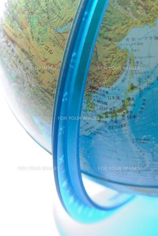 地球儀の写真素材 [FYI00105921]