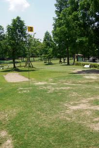 パターゴルフの写真素材 [FYI00105934]