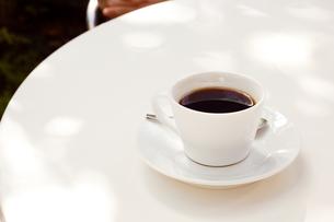 コーヒータイムの写真素材 [FYI00106434]