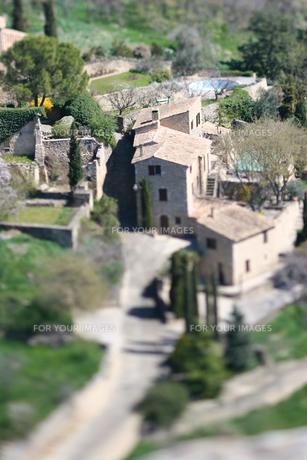 フランスの最も美しい村の素材 [FYI00106625]