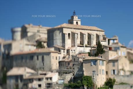 フランスの最も美しい村の素材 [FYI00106628]