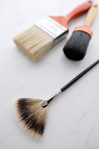 刷毛の写真素材 [FYI00106638]
