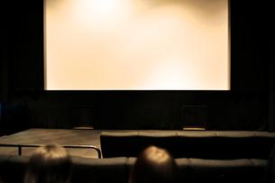 映画館の写真素材 [FYI00106669]