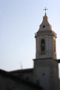 マルセイユの教会の写真素材 [FYI00106685]